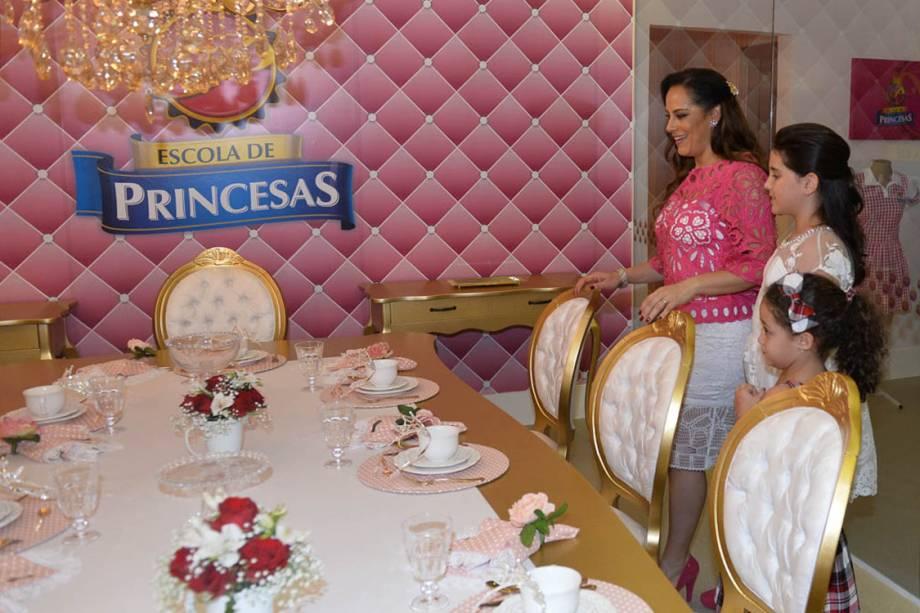 Escola de Princesas, em São Paulo