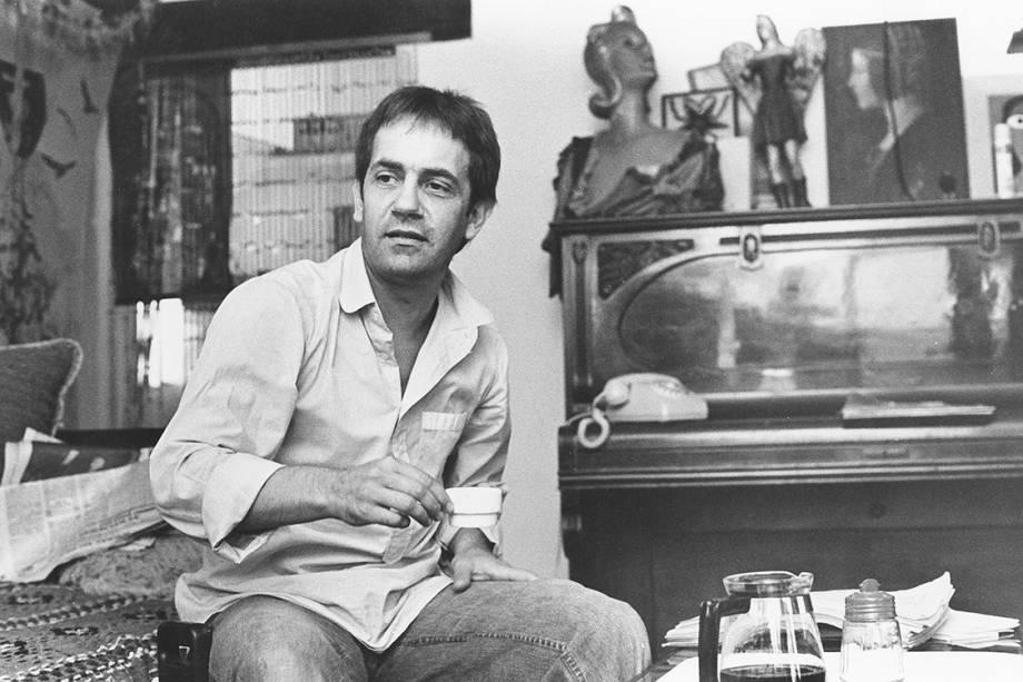"""Paulo José na novela """"O Casarão"""""""