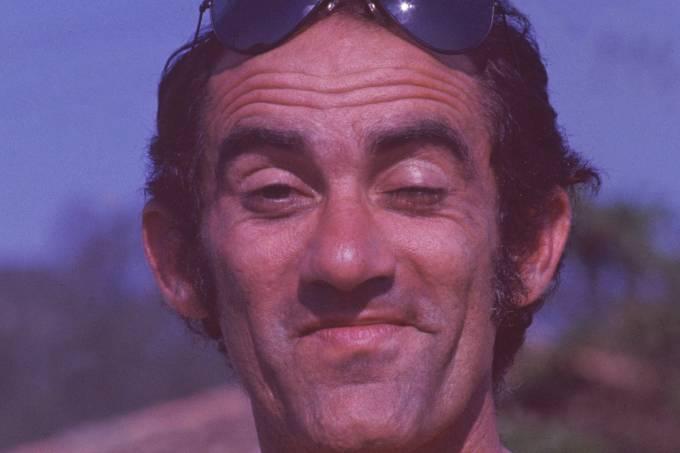 Humorista e ator, Renato Aragão