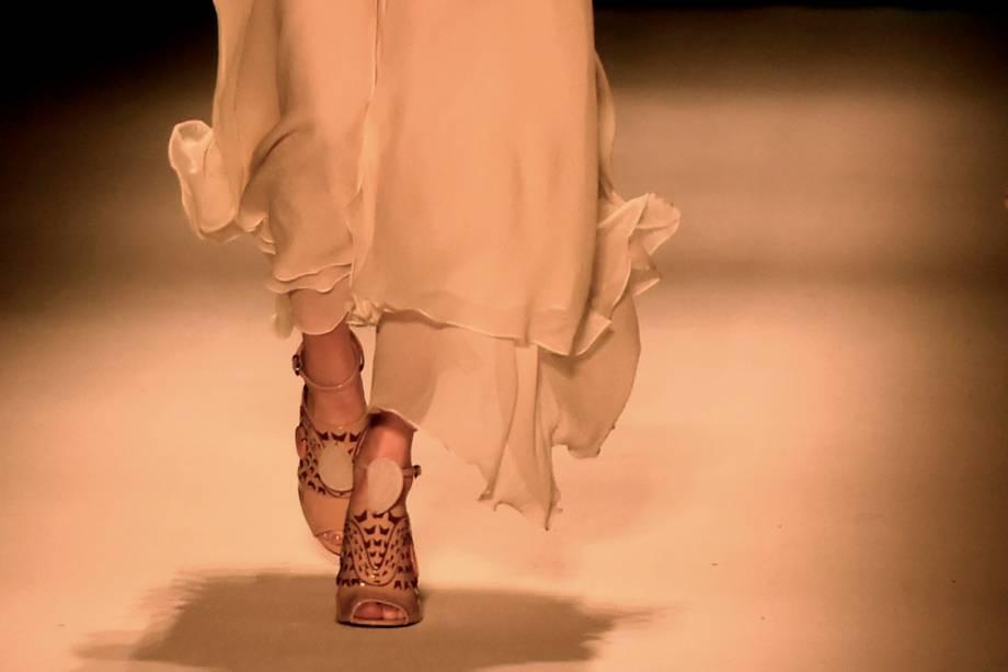 Desfile da marca Lilly Sarti para a São Paulo Fashion Week TRANS N42
