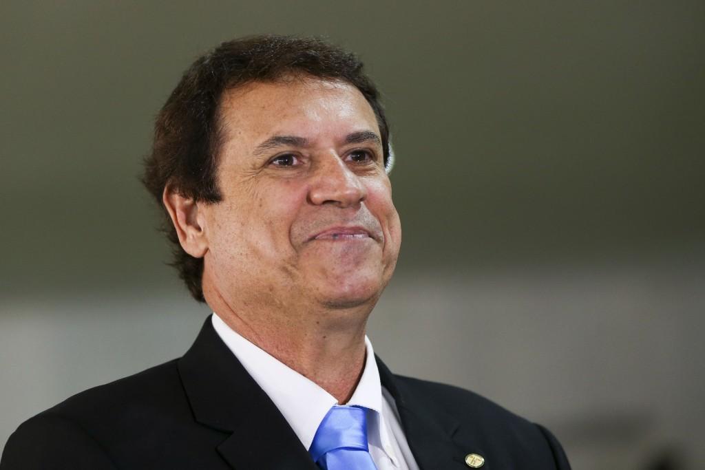 Marquinho Mendes (PMDB-RJ) assumiu a vaga de Eduardo Cunha na Câmara dos Deputados e está inelegível
