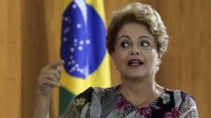 Dilma: alfinetada na CBF