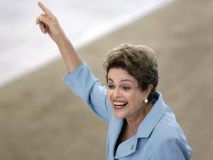 Dilma: pérolas bem antes de saudar a mandioca