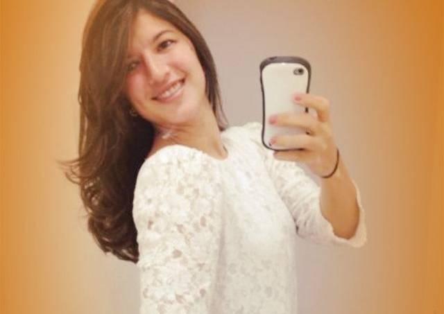 Mariana Costa, sobrinha-neta do ex-presidente da República José Sarney