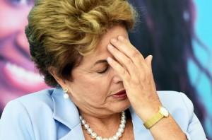 Dilma: Saiu pela culatra