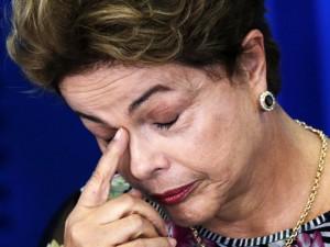 Dilma: indício de autoria