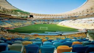 Maracanã: overlay à vista