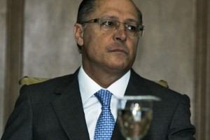Alckmin: empate em 2015