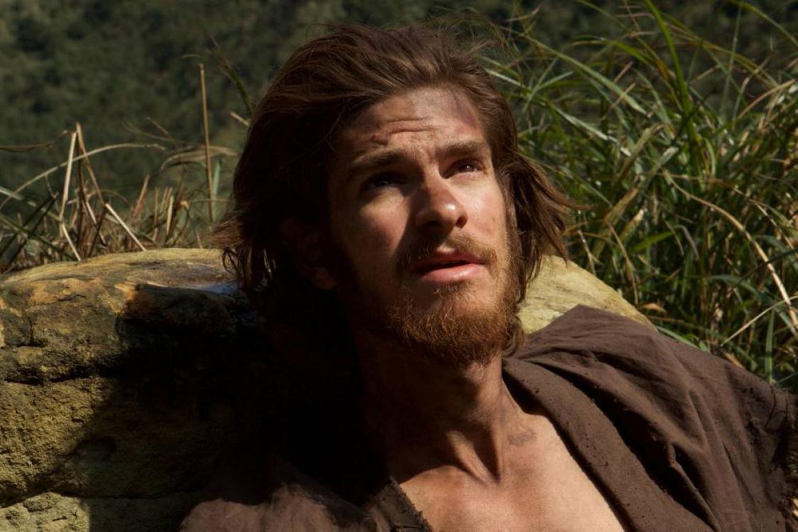 Andrew Garfield em cena do filme 'Silence'