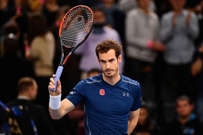 O escocês Andy Murray, novo número um do tênis mundial