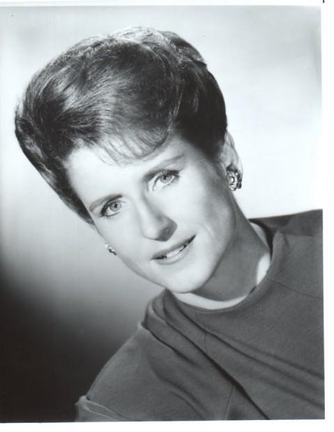 Anne B. Davis na década de 1950 (Foto: Getty)