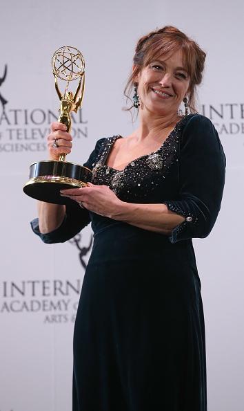 Anneke von der Lippe (Foto: Cem Ozdel/Anadolu Agency/Getty)