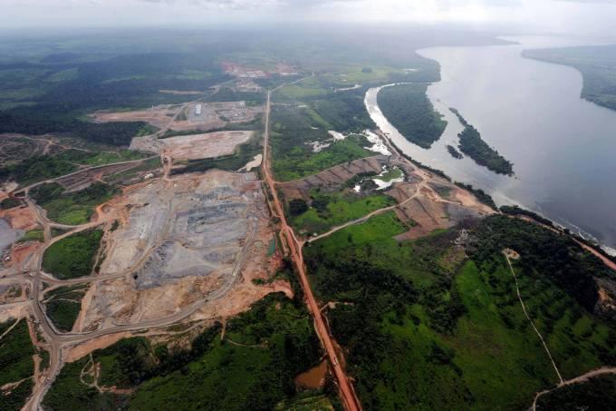 Usina Elétrica Belo Monte