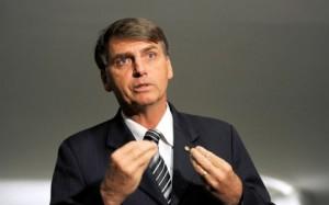 Bolsonaro: fora das pesquisas
