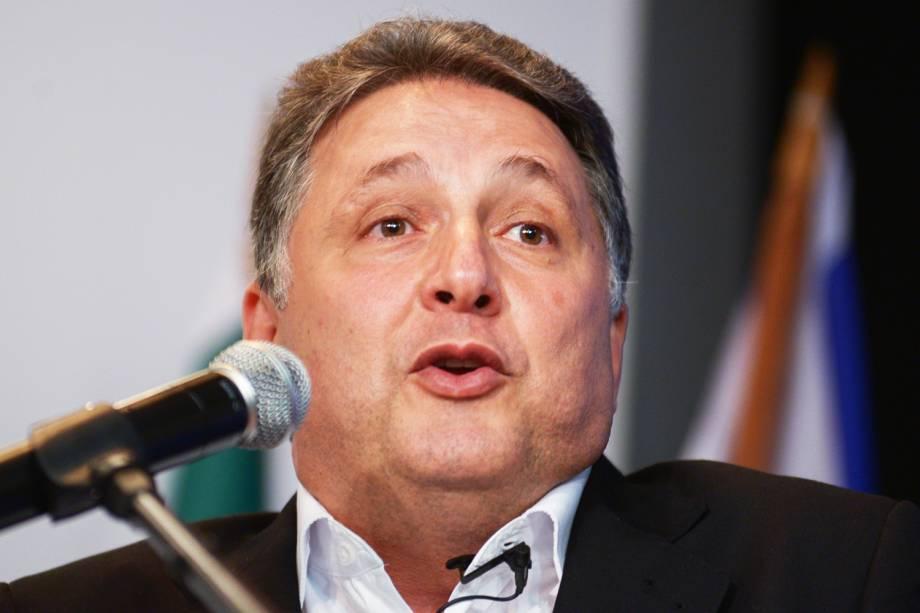 O ex-governador do Rio de Janeiro, Anthony Garotinho - 29/08/2014