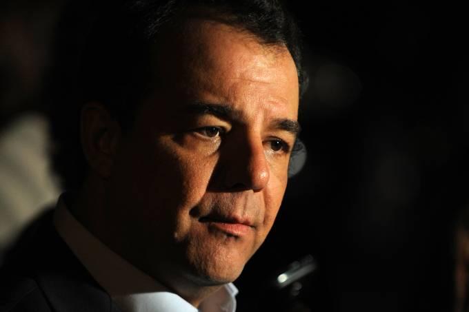 O ex-governador do Rio de Janeiro Sérgio Cabral