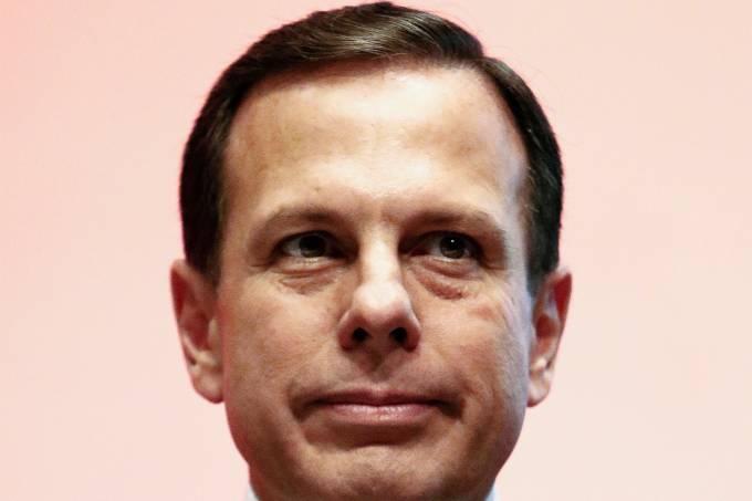 O prefeito eleito de São Paulo (SP), João Doria