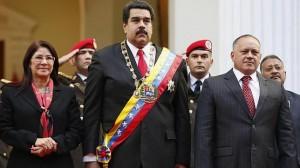 Cabello e Maduro