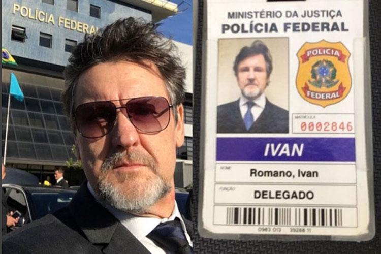 Calloni como o delegado Ivan, da Operação Lava Jato