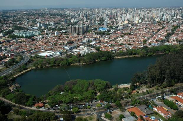 Campinas: cidade de 953 mil habitantes alcança 1,8 milhão de habitantes se computados os deslocamentos na região metropilitana