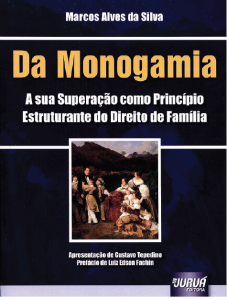 Capa do Livro Monogamia