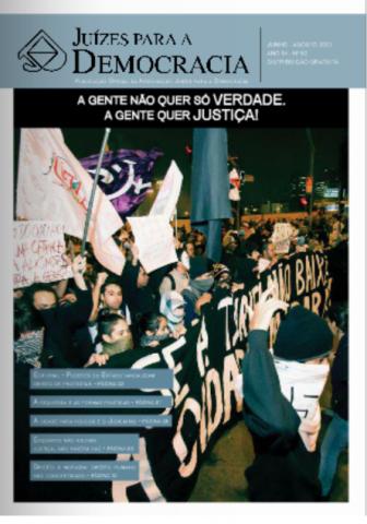 capa revista AJD