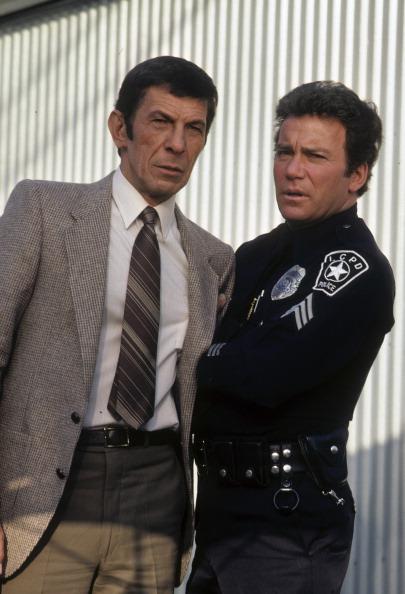 Com Shatner em participação especial em 'Carro Comando' (Foto: ABC/Arquivo).