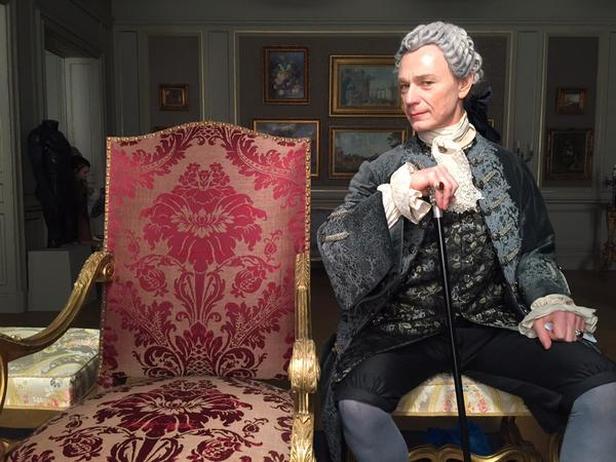 Ben Daniels em 'Casanova' (Foto: Amazon)