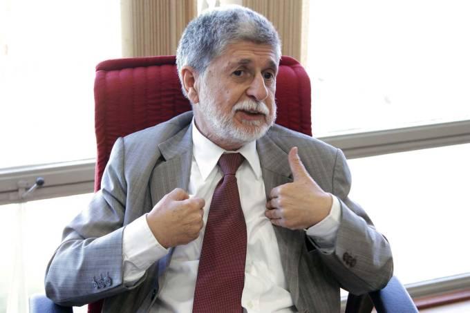 Bras'lia, 09/08/2011, Ministro da Defesa, Celso Amorim