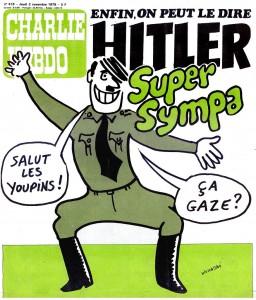 Charlie antijudeu 1