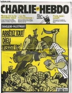 Charlie antijudeu 2