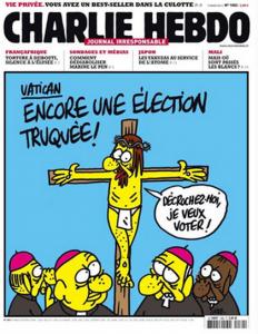 Charlie Cristo conclave