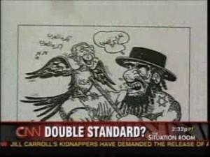 CNN antissemita