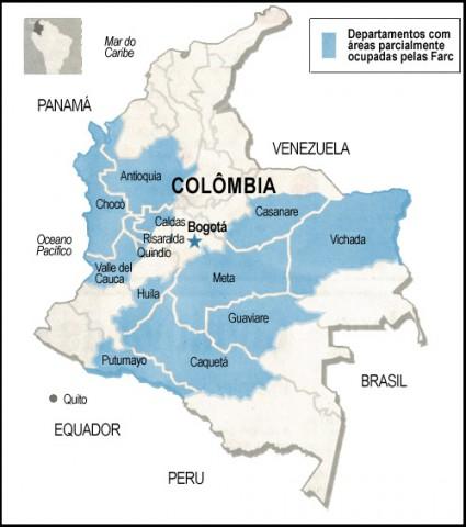 Colômbia Farc