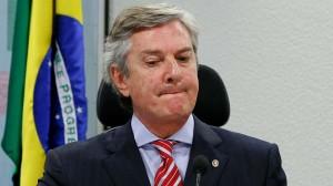 Fernando Collor   - Anac - Sabatina da CI na CCJ Senado