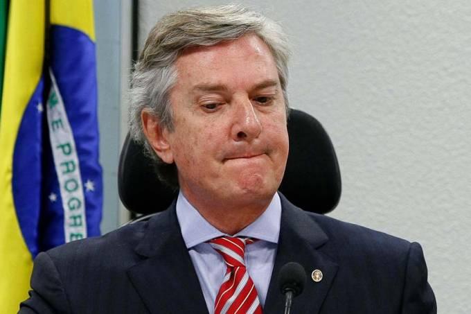 Fernando Collor   – Anac – Sabatina da CI na CCJ Senado