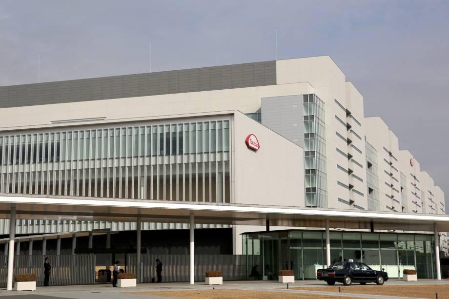 Takeda - Uma das sedes da empresa