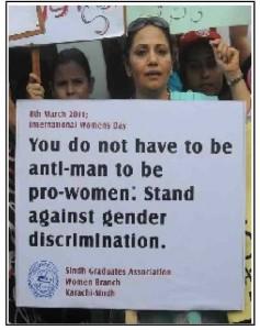 Contra feministas