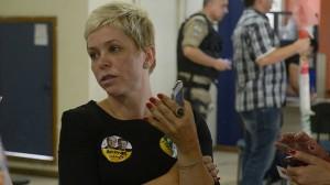 Cristiane Brasil: sem assinatura em apoio a Dilma