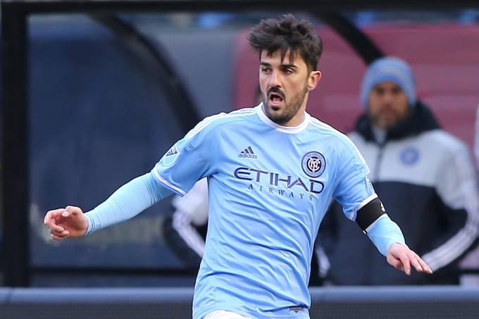David Villa, do New York City FC