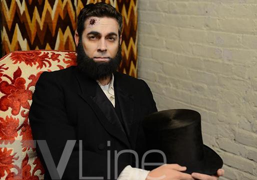 Zachary Levi em 'Deadbeat'
