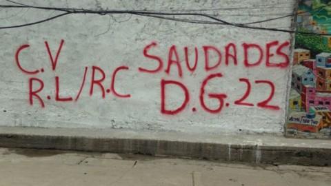 DG comando vermelho
