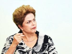 Dilma: histórico não favorece