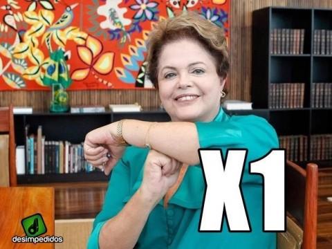 Dilma 7 a 1