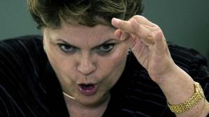 Dilma: um momento difícil da ex-pedetista com o responsável por sua eleição