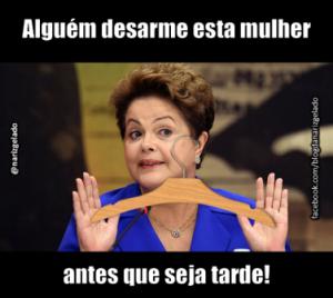 Dilma cabide