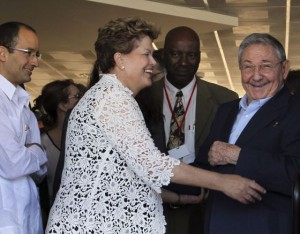 Dilma Marcelo Raúl