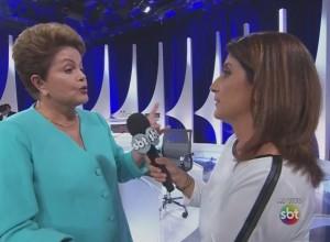 Dilma no debate