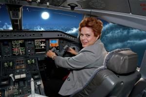 Dilma piloto