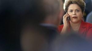 Alô, é a Dilma